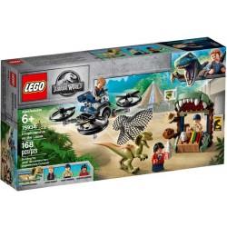 Lego® 75934 Dilofosaurio a la Fuga