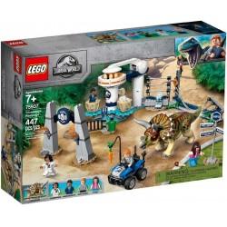 Lego® 75937 Caos del Triceratops