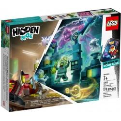 Lego® 70418 Laboratorio de Fantasmas de J.B.