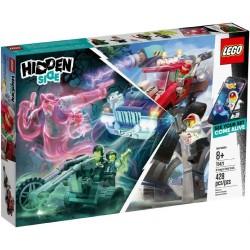 Lego® 70421 Camión Acrobático de El Fuego