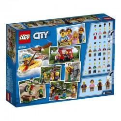 Lego® 60202 Pack de Minifiguras: Aventuras al Aire Libre