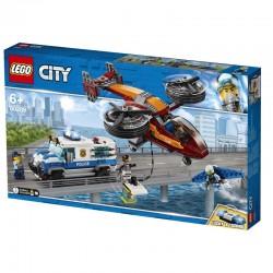 Lego® 60209 Policía Aérea:  Robo del Diamante