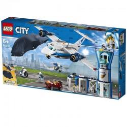 Lego® 60210 Policía Aérea: Base de Operaciones