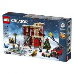 Lego® 10263 Parque de Bomberos Navideño