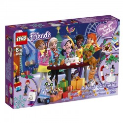 Lego® 41382 Calendario de Adviento Lego® Friends