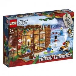 Lego® 60235 Calendario de Adviento Lego® City