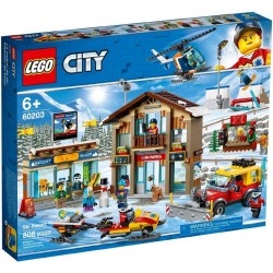 Lego® 60203 Estación de Esquí