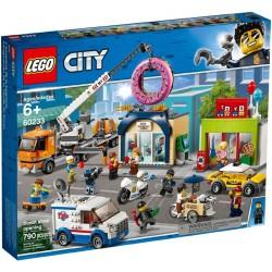 Lego® 60233 Inauguración de la Tienda de Dónuts