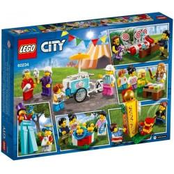 Lego® 60234 Pack de Minifiguras: Feria