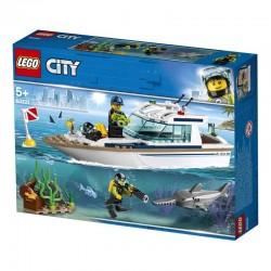 Lego® 60221 Yate de Buceo