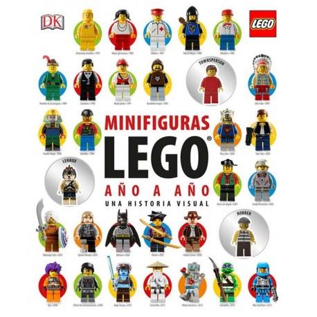 LEGO® Minifiguras año a año
