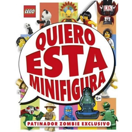 LEGO® Quiero esta minifigura