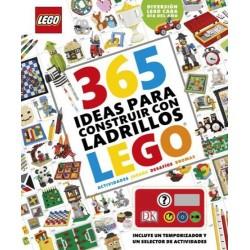 LEGO® 365 Ideas para Construir con Ladrillos LEGO®