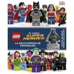 LEGO® DC Enciclopedia de Personajes