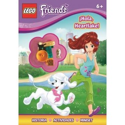 LEGO® Friends. ¡Hola Heartlake!