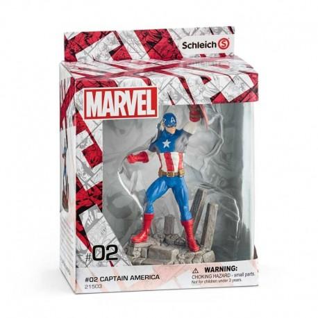 Schleich® 21503 Capitán América