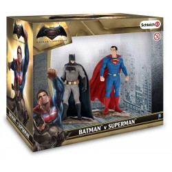 Schleich® 22529 Scenary Pack Batman y Superman