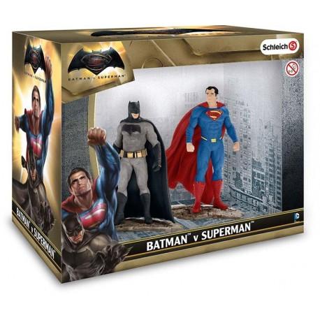Schleich® 22529 Scenary Pack Batman y Superman