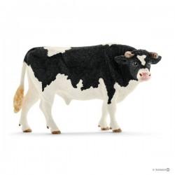 Schleich® 13796 Toro Frisón de Manchas Negras