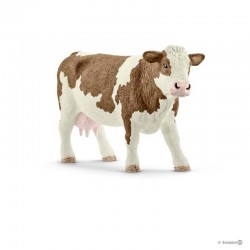 Schleich® 13801 Vaca de Raza