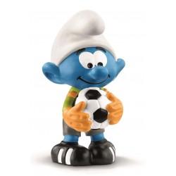 Schleich® 20808 Pitufo Futbolista Portero