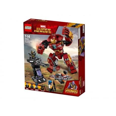 Lego® 76104 Incursión demoledora del Hulkbuster