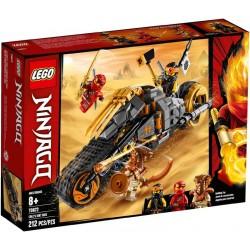 Lego® 70672 Moto Todoterreno de Cole