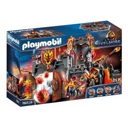 Playmobil® 70221 Fortaleza de los bandidos de Burnham