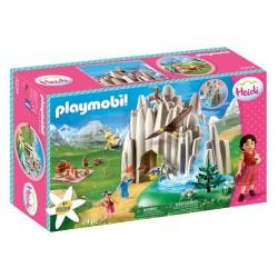 Playmobil® 70254 Lago con Heidi, Pedro y Clara