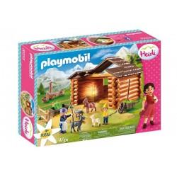 Playmobil® 70255 Establo de Cabras de Pedro