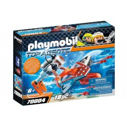 Playmobil® 70004 SPY TEAM:  Ala Submarina