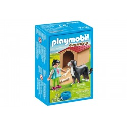 Playmobil® 70136 Perro con Casita