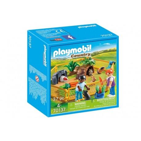 Playmobil® 70137 Recinto Animales Granja