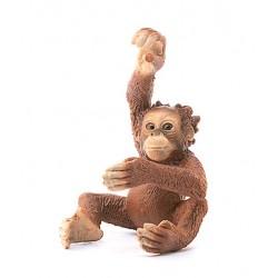 Schleich® 14776 Cría de Orangután