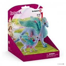 Schleich® 70592 Dragón Florido con Bebé