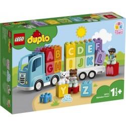 Lego® 10915 Camión del Alfabeto