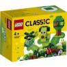 Lego® 11007 Ladrillos Creativos Verdes
