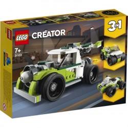 Lego® 31103 Camión a Reacción