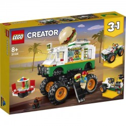Lego® 31104 Monster Truck Hamburguesería