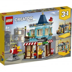 Lego® 31105 Tienda de Juguetes Clásica