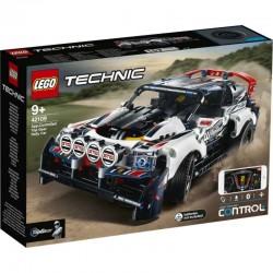 Lego® 42109 Coche de Rally Top Gear Controlado por App