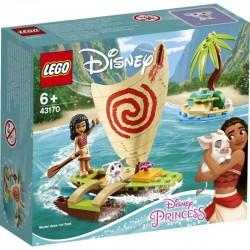 Lego® 41170 Aventura Oceánica de Vaiana