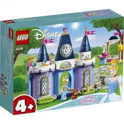 Lego® 43178 Fiesta en el Castillo de Cenicienta