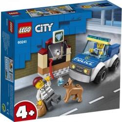 Lego® 60241 Policía: Unidad Canina
