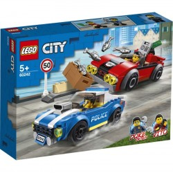 Lego® 60242: Policía: Arresto en la Autopista
