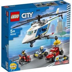 Lego® 60243: Policía: Persecución en Helicóptero