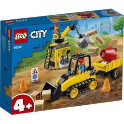 Lego® 60252 Buldócer de Construcción