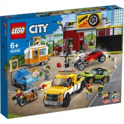 Lego® 60258 Taller de Tuneo