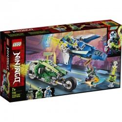 Lego® 71709 Vehículos Supremos de Jay y Lloyd