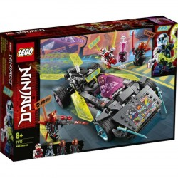 Lego® 71710 Coche Ninja Tuneado